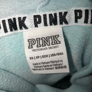 PINK Victoria's Secret Jackets & Coats - victorious secret PINK sweatshirt